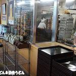 みとう庵 - 2015年3月 店内
