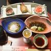 そば庵しづか亭 - 料理写真:夕食