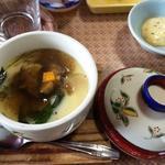 35959027 - アワビ入り茶碗蒸し