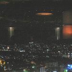 リーガトップ - 最上階29階、地上130mだそうです。おのぼりさん気分で、眺めを楽しみました。