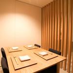 日本料理 e. - 半個室