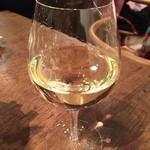 35963311 - 白ワインで乾杯〜♪