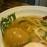 G麺7 - 味玉