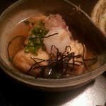 35965032 - 京豆腐の揚げ出し