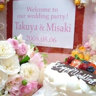 Wedding2次会プランは3300円!!