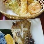 のも - 焼魚・天ぷら