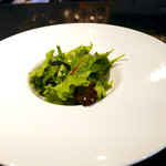 カリーリアラエルバ - 前菜がいきなり美味い
