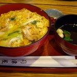 司津屋 - 親子丼