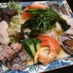 喜楽 - きらく風海鮮サラダ