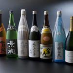 相撲茶屋 玄海 - 各地よりさまざまな日本酒を取り揃え。希少なお酒も多数ございます。