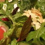 ハーブス - 季節のハーブサラダ;アップ