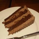 ハーブス - チョコレートケーキ