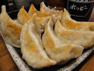 肉汁餃子製作所 ダンダダン酒場 荻窪店 - ランチの焼餃子