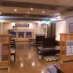 相撲茶屋 玄海 - 奥座敷 40-50名様のお席をご用意。宴会の際は座敷貸切もご相談下さい。