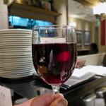 ピッツァ&ワイン テルッツァバンビーナ - グラス赤
