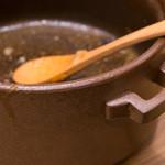 フレンチマーケット - 1-8)2400mlの鍋、完食!