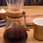 フレンチマーケット - 3)ホットコーヒー(+300円?)