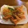 ぱーる焼鳥 - 料理写真:甘エビの唐揚げ