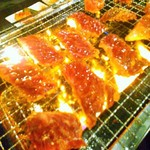 アカツキ焼肉店 - 上カルビ