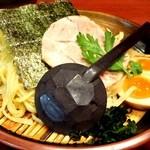 北海道らーめん奥原流 久楽 - つけ麺 ごま味噌ダレ