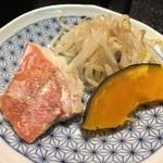 かね吉 一燈庵 - 【朝食】金目鯛の粕漬け