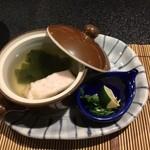 かね吉 一燈庵 - 【夕食】海老真丈