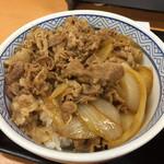 吉野家 - 牛丼(並)@380円
