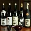 かごの屋 - 料理写真:希少価値のある日本酒や焼酎もお手頃価格でお召し上がりいただけます♪お料理と一緒にお楽しみください♪