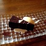 35996351 - 木苺のチョコレートケーキ