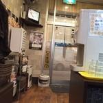 麺屋 あさ蔵 - 店内