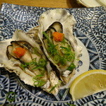 Kitayoshi - 蒸し牡蠣