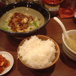 麻辣麺 雷伝 - 小麻辣麺セット