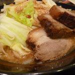 3600537 - チャーシュー麺(中華そば)¥980
