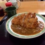 下町食堂中村橋 - カツカレー690円