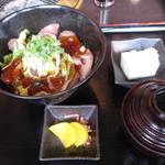 36001873 - ローストビーフ丼セット