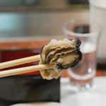 ひなせ - 牡蠣の酒蒸し2