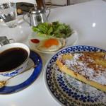 カフェ ビアンカ - モーニング