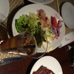 プリマベーラ クラシック - サラダの種類豊富、美味しい野菜でした