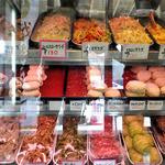 せきよう肉店 - うまそうな総菜がズラリ!(2015年3月)