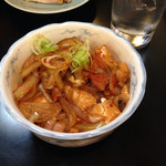 鳥よし - 肉豆腐