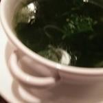 36005768 - 若布スープ