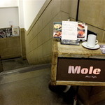 Mole & hosoi coffees -