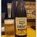黒がね - 瓶ビール 2015.3