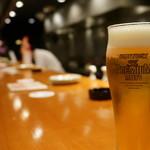 創作和食 くらしこ - 生ビール(530円)