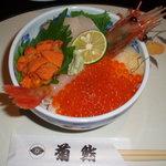 菊鮨 - 海鮮丼