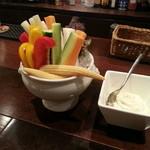 ブリック - スティックサラダ