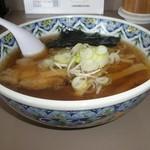 だいかつ - 料理写真:中華そば 650円