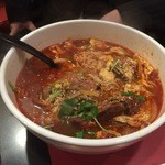 韓韓麺 - カルビ麺