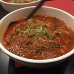 韓韓麺 - タルケジャン麺
