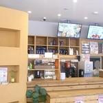 パークカフェ - セルフ式のカフェです☆♪